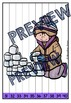 WINTER MATH COUNTING PUZZLES