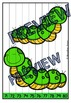 SPRING MATH CENTER: INSECTS COUNTING PUZZLES: NUMBERS TO 100