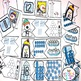 WINTER Math Puzzles Bundle- Numbers 1-20