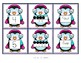 PENGUINS Number Matching Cards 0 -10 FREE
