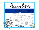 WINTER Number Recognition 0-10