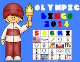 WINTER GAMES BINGO 2014