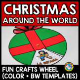 WINTER OR CHRISTMAS AROUND THE WORLD CRAFTS GRADE 1, KINDERGARTEN ACTIVITIES