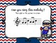 WINTER Games! Interactive Melodic Practice Game - RE (Pentatonic)