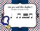 WINTER Games! Interactive Rhythm Practice Game - Tika-tika