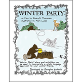 WINTER  PARTY Gr. K-3