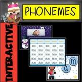 WINTER Phonemic Awareness Interactive Trivia Game
