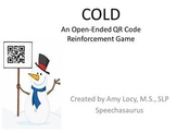 WINTER QR CODE OPEN ENDED GAME