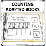 WINTER SPORTS COUNTING 1 TO 5 FREEBIE