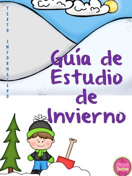 WINTER STUDY GUIDE IN SPANISH