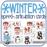 WINTER Speech Articulation Cards