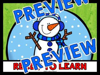 WINTER BEHAVIOR CHART (SNOWMAN PRINTABLES) SNOWMAN BEHAVIOR MANAGEMENT CHART