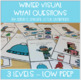 #DEC2019HALFOFFSPEECH  WINTER VISUAL WH QUESTIONS FOR SPECIAL ED & THERAPY