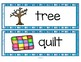 WINTER Vocabulary Words Center & Group Activities for Preschool & Kindergarten