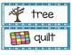 WINTER Vocabulary Words Center & Group Activities for Preschool & Kindergarten