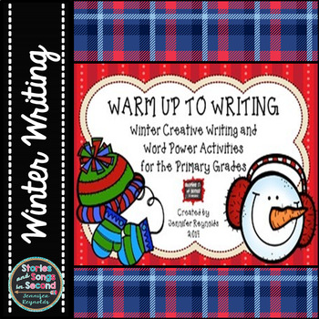 Winter Warm-Up--Creative Writing and Word Power Activities
