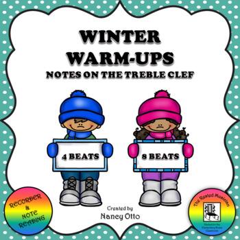 Winter Warm-Ups Bundle