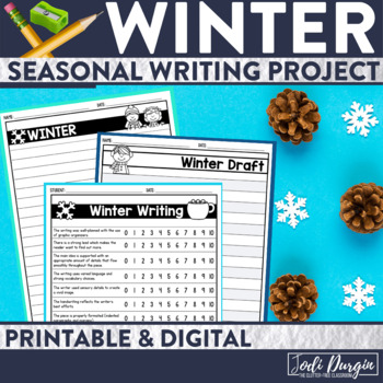 Winter Seasonal Writing