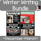 WINTER Writing Bundle Grades 2-5 {December-March}
