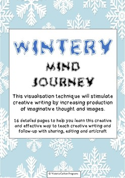 WINTERY MIND JOURNEY- creative writing technique