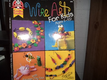 WIRE ART FOR KIDS          ISBN 1-37421-778-X