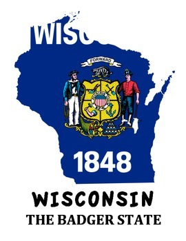 WISCONSIN FACTS UNIT (GRADES 3 - 5)