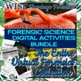 Forensics Distance Learning  Bundle  DISTANCE LEARNING