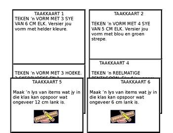 WISKUNDE TAAKKAART Gr.3-5