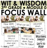 WIT & WISDOM - 3rd Grade Module 0   Focus Wall (Full Page)