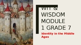WIT and WISDOM Module 1 Grade 7 Lessons 17-20