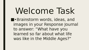 WIT and WISDOM Module 1 Grade 7 Lessons 8-12