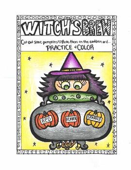 WITCH'S BREW! 61 Pumpkins + Cauldron!