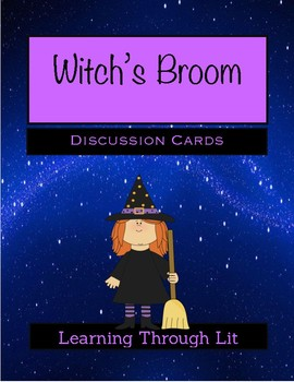 WITCH'S BROOM by Ruth Chew - Discussion Cards
