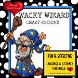 WIZARD Early Reader Literacy Circle