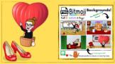 WIZARD OF OZ BITMOJI Backgrounds - Classroom Backgrounds -