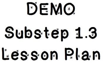 Demo Lesson 1.3 Lesson Plan