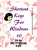 Windows 10 Key Shortcuts
