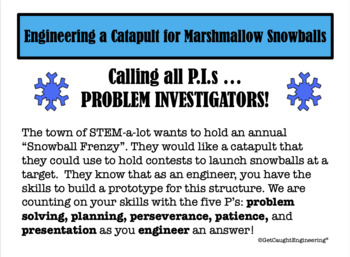 STEM Snowball Frenzy: An Engineering Exploration of Levers and Force