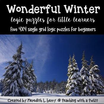 WInter Wonder Logic