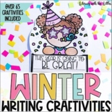 Winter Writing Craftivities