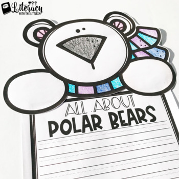 Winter Writing Craftivities