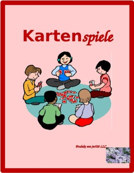 Winter in German games:  Concentration, Slap, Old Maid, Go Fish