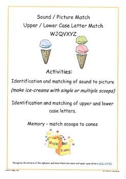 WJQVXYZ Ice-Creams