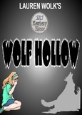 WOLF HOLLOW, 2017 Newbery Honor Book by Lauren Wolk, AN EVIL BULLY IS LOOSE!