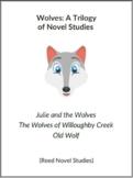 WOLF  PACK Novel Studies - A trilogy of Classics (Reed Novel Studies)
