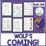 WOLF'S COMING! BOOK UNIT