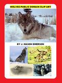 ARTS, SCIENCE, PRE-K UP: WOLVES PUBLIC DOMAIN CLIP ART (111 images)