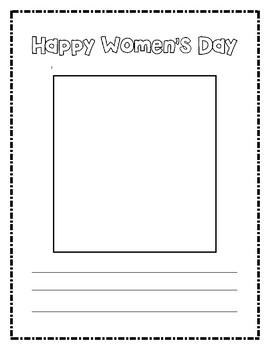 WOMEN'S DAY WRITING BUNDLE
