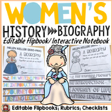 WOMEN'S HISTORY MONTH: BIOGRAPHY