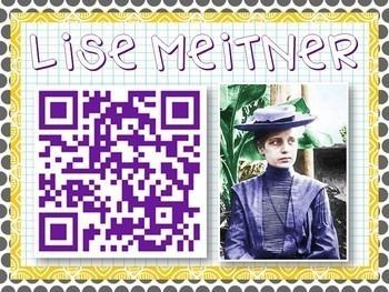 WOMEN Scientist of the Month using QR Codes Volume 3
